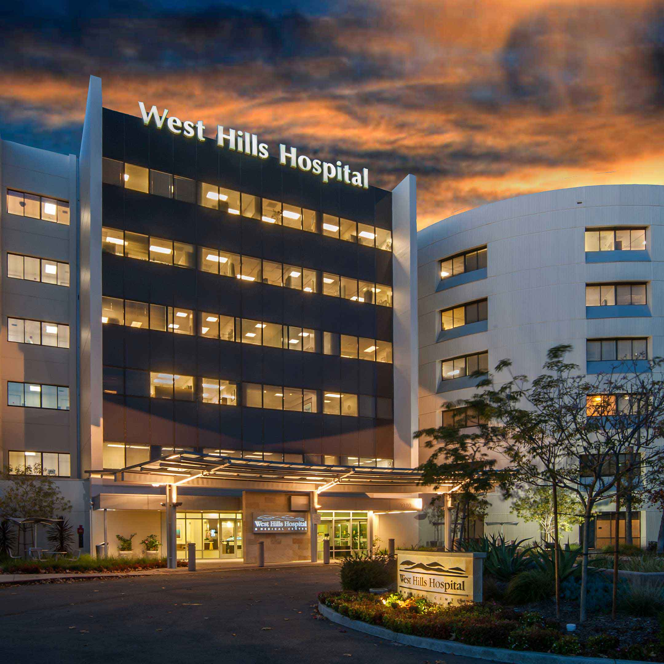 West Hills Hospital & Medical Center thumbnail