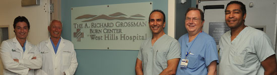 Grossman Burn Center Physcians